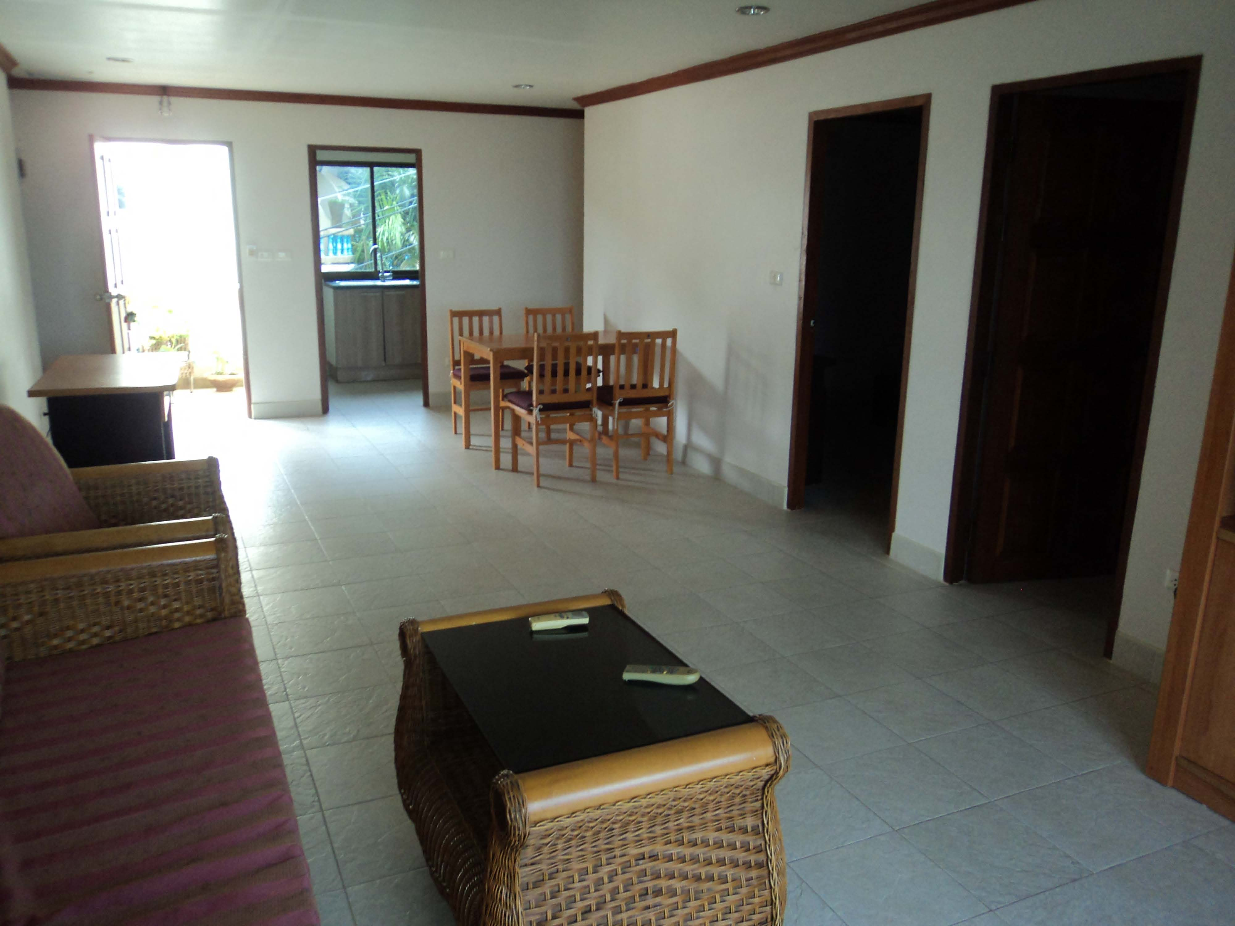 Gallery blue ocean view for Patong apartments